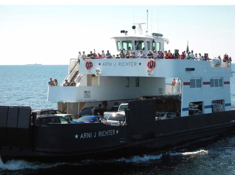 About Washington Island Ferry Line | Door County, Wisconsin