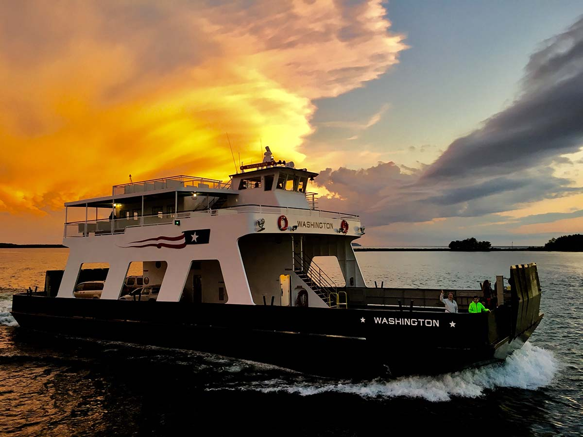 Washington Island Ferry Schedule and Rates | Door County